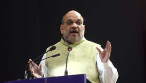Multi-party democracy gets 'F' in Amit Shah's report card