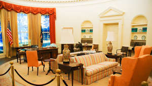 Carter Center Oval Office