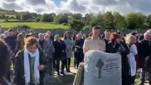 Irish prankster gives family one last laugh with recorded funeral message