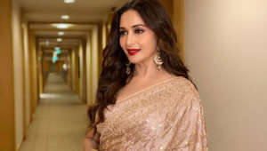 Madhuri shares pictures from her family vacation in Seychelles