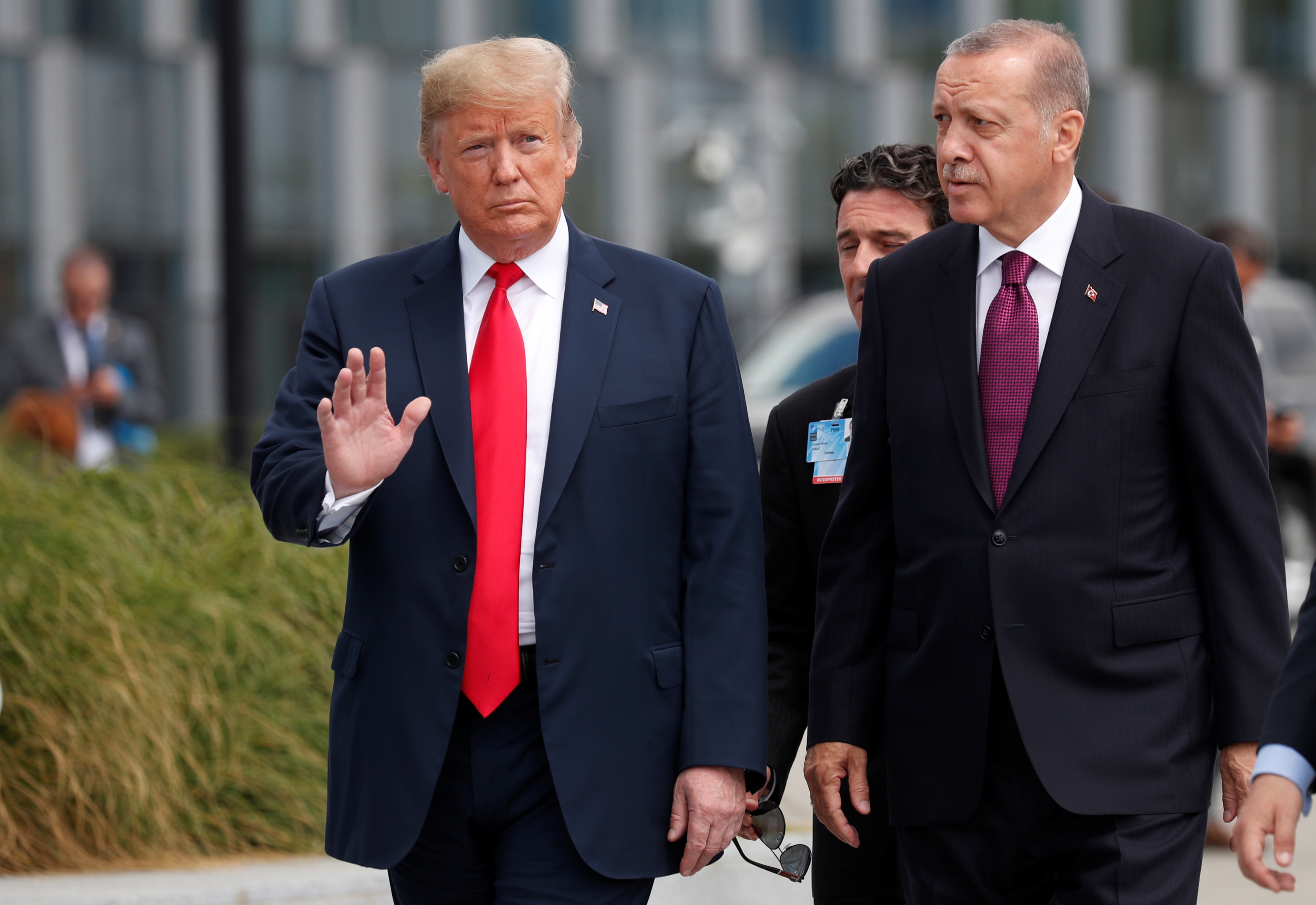 United States  says Turkey agrees to a ceasefire in Syria