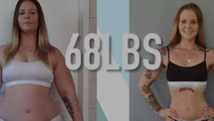 A woman has gone from being too afraid to wear a bikini to entering bodybuilding competitions. When doctors told Sally Lee she was clinically obese, it was the support of her partner that helped her lose 68 lbs. in 16 months.
