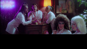 "a group of people sitting in front of a television screen: 🏳️‍🌈👠✌️ HIGH HEELS FT SINK THE PINK IS OUT!!!! I LOVE THIS SONG AND IT MAKES ME WANT TO JUST DANCE AND HAVE FUN! IT""S BEEN A LONG TIME COMING BUT NOW, FINALLY IT'S OUT IN THE WORLD!!! LISTEN NOW!  - http://melan.ie/highheels-yt✌️👠🏳️‍🌈  High Heels: http://melan.ie/highheels-yt  Website: http://melan.ie/website Instagram: http://melan.ie/instagram Facebook: http://melan.ie/facebook Twitter: http://melan.ie/twitter  - LYRICS - I'll be dancing home tonight With my high heels in my hand  I'll be dancing home tonight With my high heels in my hand  It's been five weeks since I started saving for my new shoes (New shoes) They're coming out of the box tonight They're gonna wow you (Wow you) It's been seven hours since I played the same tune in my room (In my room) I'm getting ready for anything Whole body glittering Counting down the minutes But the time's flow'n by  We've been going all night, but my feet haven't touched the ground When the music stops playing it's not gonna get me down Because  I'll be dancing home tonight With my high heels in my hand  I'll be dancing home tonight With my high heels in my hand   I'm still feeling ten foot high Keep this feeling my whole life I'll be dancing home tonight With my high heels in my hand   It's been twenty minutes since I saw you standing in the corner there (Corner there) Now we're dancing in the middle of the room without a care (Without a care) I'm giving all our inhibition to music lately (Lately) Getting to know you, getting to know me Loosing track of time 'cause we feel so free   Dancing home tonight With my high heels in my hand  I'll be dancing home tonight With my high heels in my hand  I'm still feeling ten foot high Keep this feeling my whole life I'll be dancing home tonight With my high heels in my hand   You gotta love yourself You gotta love yourself You gotta love yourself Above anybody else  You gotta love yourself You gotta love yourself You gotta love yourself Above anybody else  You gotta love yourself You gotta love yourself You gotta love yourself Above anybody else  You gotta love yourself You gotta love yourself You gotta love yourself   I'm still feeling ten foot high Keep this feeling my whole life I'll be dancing home tonight With my high heels in my hand  I'll be dancing home tonight Coming out to the morning light I'll be dancing home tonight With my high heels in my hand  I'm still feeling ten foot high Keep this feeling my whole life I'll be dancing home tonight With my high heels in my hand"