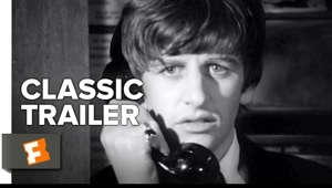 "Ringo Starr looking at the camera: A Hard Day's Night (1964) Trailer #1: Check out the trailer starring The Beatles! Be the first to watch, comment, and share old trailers dropping @MovieclipsClassicTrailers.  ► Buy or Rent on FandangoNOW: https://www.fandangonow.com/details/movie/a-hard-days-night-2014/1MVeee1eb45f344b7eb6652304a8c6f6948?ele=searchresult&elc=a%20hard%20day&eli=1&eci=movies?cmp=MCYT_YouTube_Desc   Watch more Classic Trailers: ► Classic Horror Films Playlist http://bit.ly/2ovE2sV  ► Classic Remade Films Playlist http://bit.ly/2nQX1eG  ► Classic Romantic Comedies Playlist http://bit.ly/2o3paBu  The Beatles in their feature film debut, one of the greatest rock-and-roll comedy adventures ever. The film has a fully restored negative and digitally restored soundtrack. The film takes on the just-left-of-reality style of mock-documentary, following ""a day in the life"" of John, Paul, George, and Ringo as fame takes them by storm.  Subscribe to CLASSIC TRAILERS: http://bit.ly/1u43jDe We're on SNAPCHAT: http://bit.ly/2cOzfcy Like us on FACEBOOK: http://bit.ly/1QyRMsE Follow us on TWITTER: http://bit.ly/1ghOWmt  Welcome to the Fandango MOVIECLIPS Trailer Vault Channel. Where trailers from the past, from recent to long ago, from a time before YouTube, can be enjoyed by all. We search near and far for original movie trailer from all decades. Feel free to send us your trailer requests and we will do our best to hunt it down."