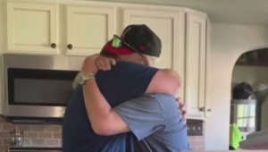 See this son's touching way of asking his dad to be his best man