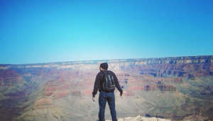 Grand Canyon National Park, Arizona, USA: #grandcanyon  #travel #ilivetotravel #wanderlust #fernweh #solotravel #mytravelgram #travelbug #adventure