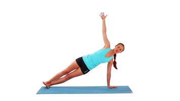 Imagens Baseadas em Ângulos: vídeo Side Plank