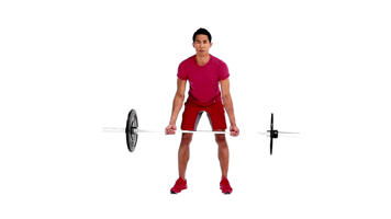 Angle-Based Images: Reverse-grip Barbell Row Video
