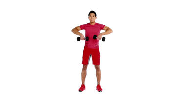 Angle-Based Images: Dumbbell Upright Row Video