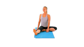 Angle-Based Images: Head To Knee Pose Video