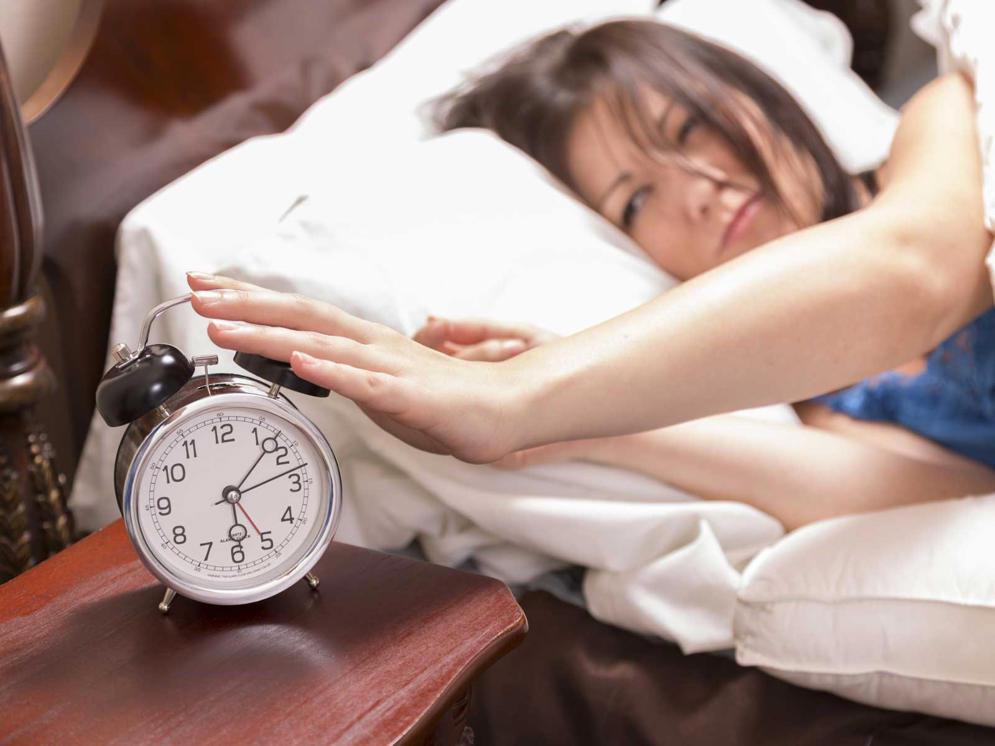 Diapositiva 1 de 20: How to get a good night's rest