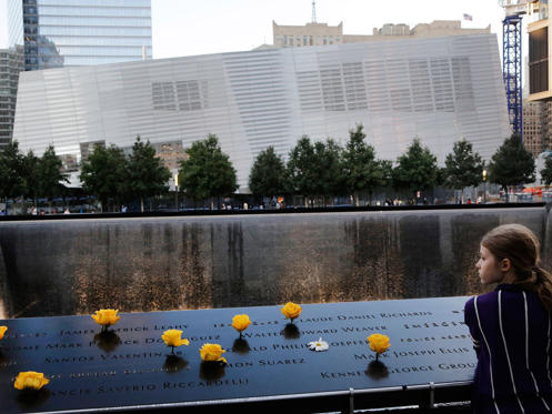 Diapositiva 1 de 20: The 9/11 Memorial Museum opens to the public