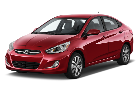 Slide 1 of 14: 2015 Hyundai Accent Sedan