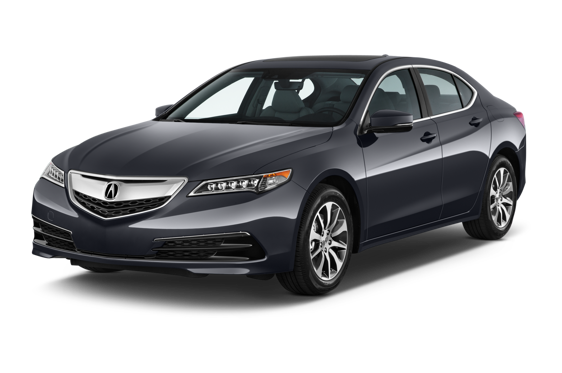 Slide 1 of 25: 2015 Acura TLX