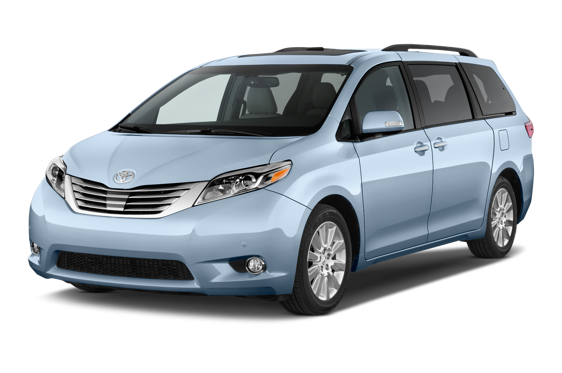 Slide 1 of 14: 2015 Toyota Sienna