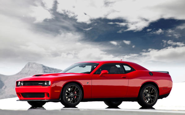 Slide 1 of 31: Dodge Challenger RT (V8)