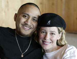 This photo provided by Enertainment Tonight and The Insider shows Mary Kay Letourneau and Villi Fualaau.