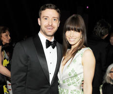 Jessica Biel, who was expecting her first child with husband Justin Timberlake has welcomed a baby boy in April 2015. Though the exact date has not yet been revealed, People confirmed that the baby has been named Silas Randall Timberlake. Click through to take a look at other famous couples who welcomed and are expecting a baby this year.