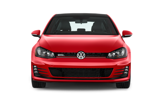 Slide 1 of 25: 2015 Volkswagen GTI
