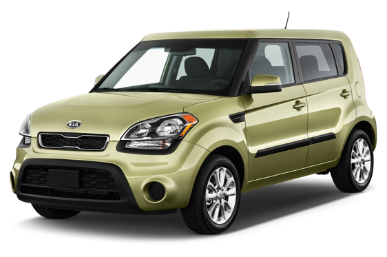 Slide 1 of 14: 2013 Kia Soul
