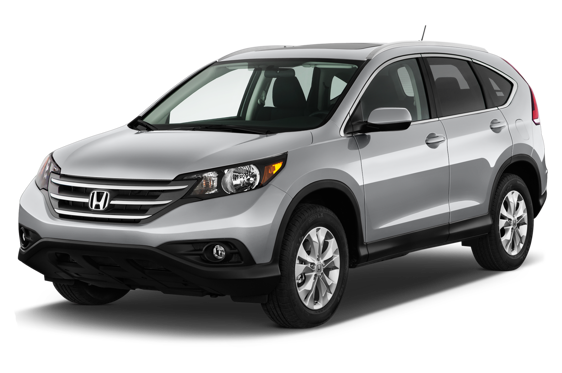 Slide 1 of 14: 2014 Honda CR-V