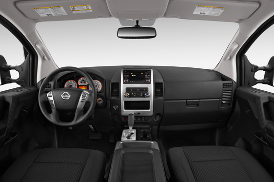 Slide 1 of 11: 2015 Nissan Titan