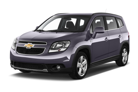 Slide 1 of 14: 2014 Chevrolet Orlando