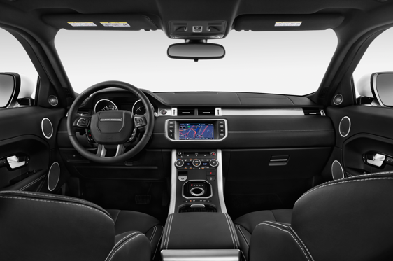 Slide 1 of 11: 2014 Land Rover Range Rover Evoque Coupe