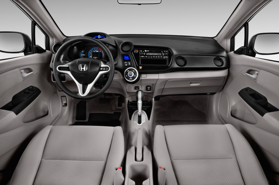 Slide 1 of 11: 2014 Honda Insight