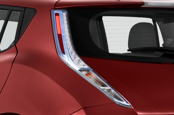Slide 1 of 25: 2015 Nissan LEAF