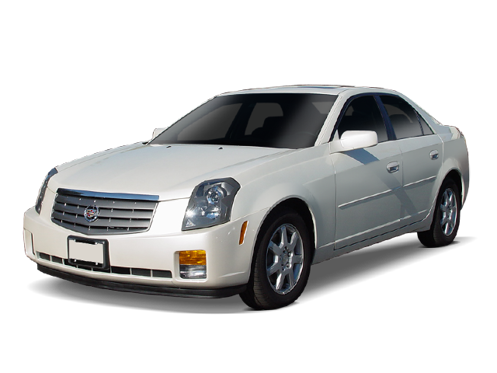 Slide 1 of 14: 2006 Cadillac CTS