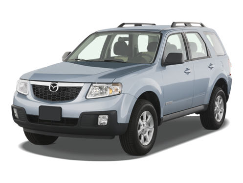 Slide 1 of 14: 2008 Mazda Tribute
