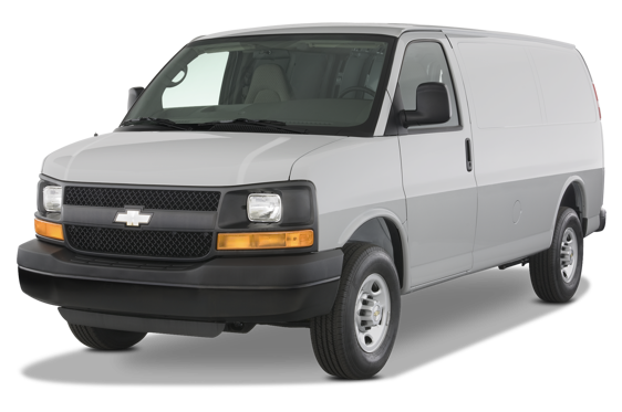 Slide 1 of 14: 2012 Chevrolet Express Cargo