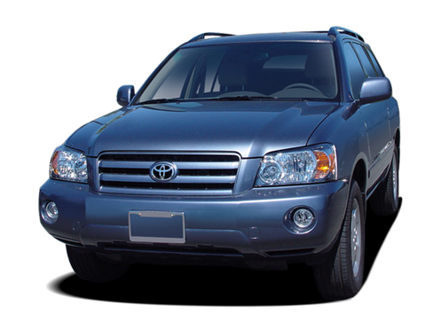 Slide 1 of 14: 2007 Toyota Highlander