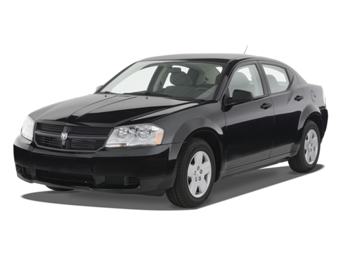 Slide 1 of 14: 2009 Dodge Avenger