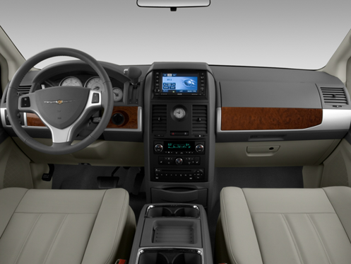 Slide 1 of 11: 2009 Chrysler Town & Country