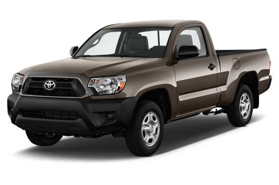 Slide 1 of 14: 2012 Toyota Tacoma