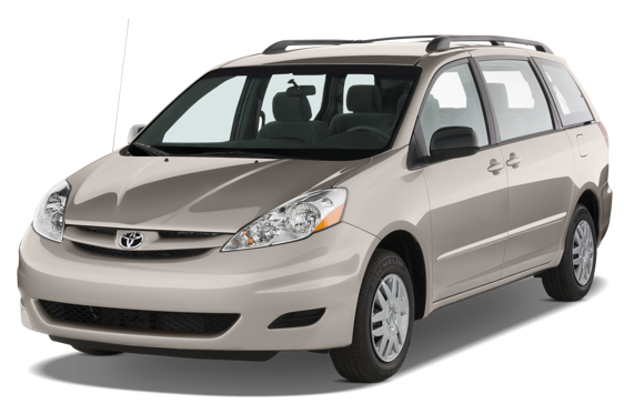 Slide 1 of 14: 2010 Toyota Sienna
