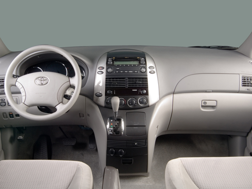 Slide 1 of 11: 2007 Toyota Sienna
