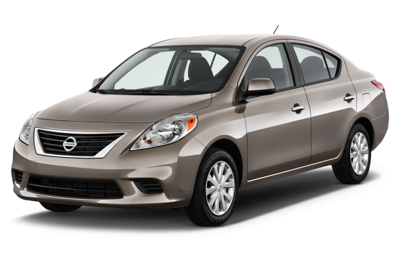 Slide 1 of 14: 2012 Nissan Versa