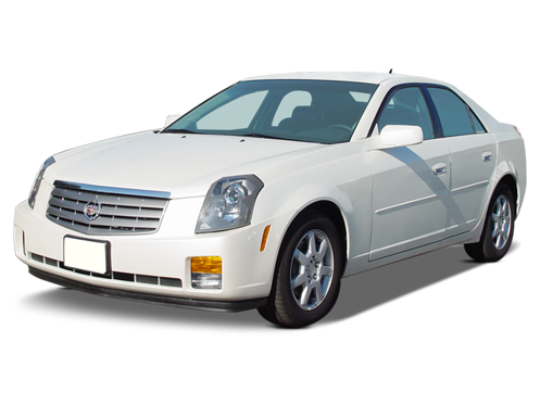 Slide 1 of 14: 2005 Cadillac CTS
