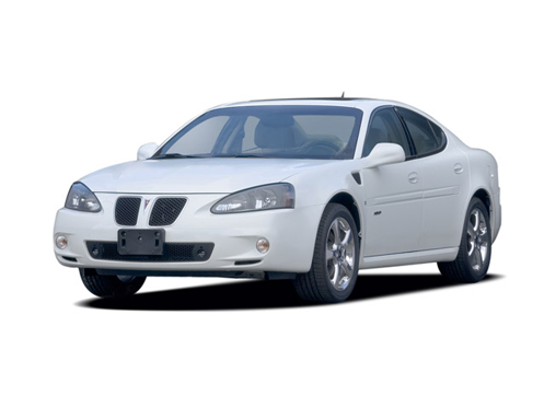 Slide 1 of 14: 2007 Pontiac Grand Prix