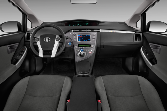 Slide 1 of 11: 2012 Toyota Prius Plug-In