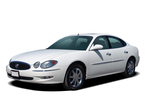 Slide 1 of 14: 2005 Buick LaCrosse
