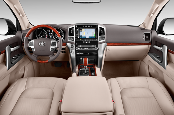 Slide 1 of 11: 2015 Toyota Land Cruiser