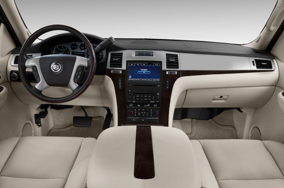 Slide 1 of 11: 2012 Cadillac Escalade