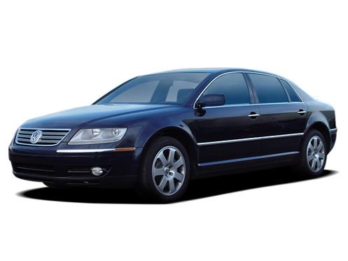 Slide 1 of 14: 2004 Volkswagen Phaeton