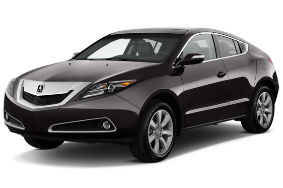 Slide 1 of 14: 2012 Acura ZDX