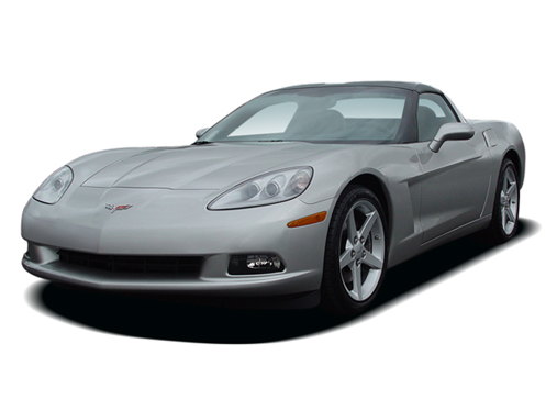 Slide 1 of 14: 2005 Chevrolet Corvette