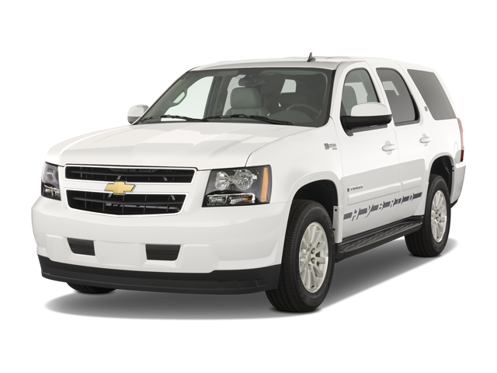 Slide 1 of 14: 2008 Chevrolet Tahoe